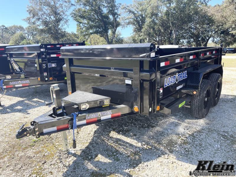 2022 Load Trail 72X12 Dump Trailer