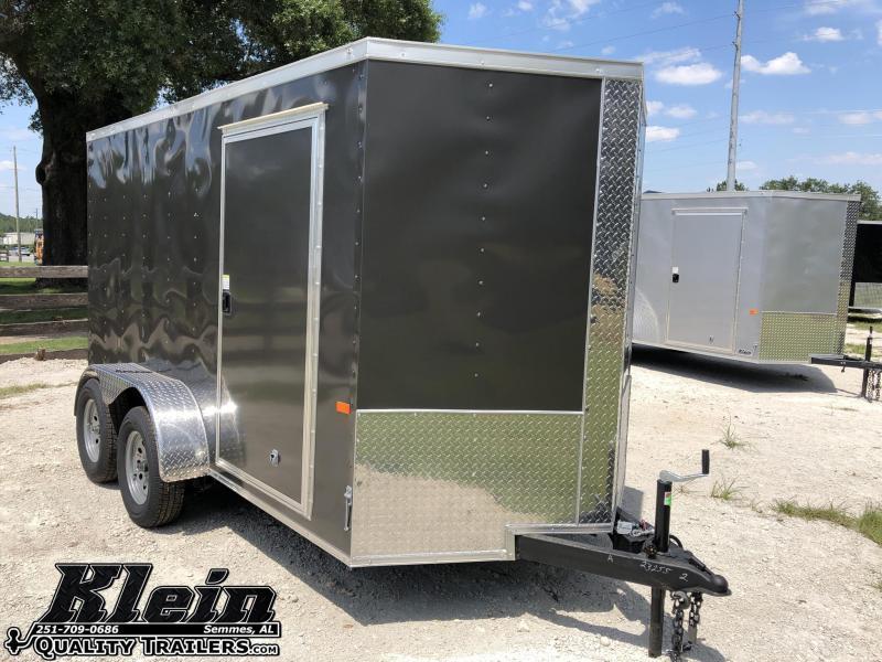 2021 Rock Solid Cargo 6X12 TA Enclosed Cargo Trailer