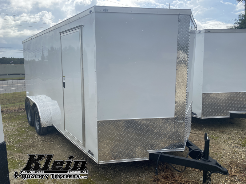 2021 Fast Cargo 7X16 TA Enclosed Cargo Trailer