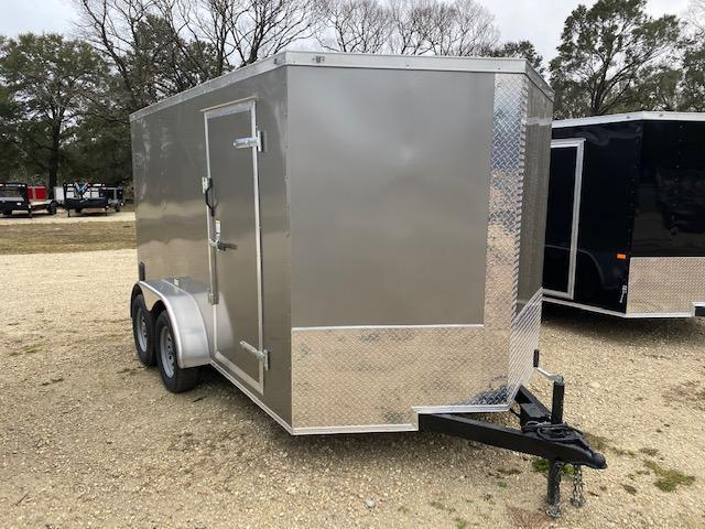 2021 Fast Cargo 7X12 A2 Enclosed Cargo Trailer