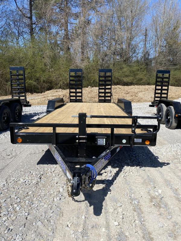 2021 Load Trail Load Trail EQ 83x20 Equipment Trailer
