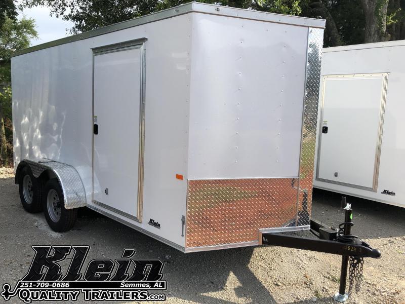 2021 Rock Solid Cargo 7X14 Enclosed Cargo Trailer