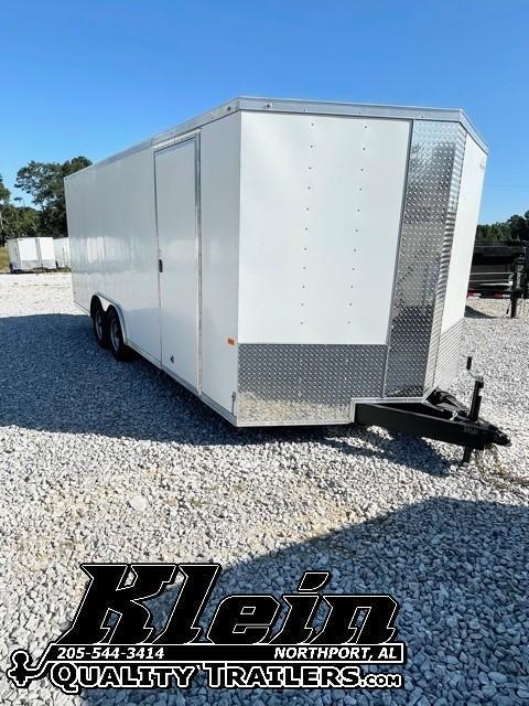 2022 Rock Solid Cargo 8.5x 20 Enclosed Cargo Trailer