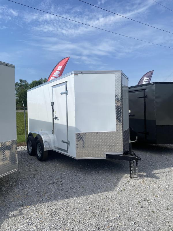 2021 Fast Cargo 6X12 TANDEM AXLE Enclosed Cargo Trailer