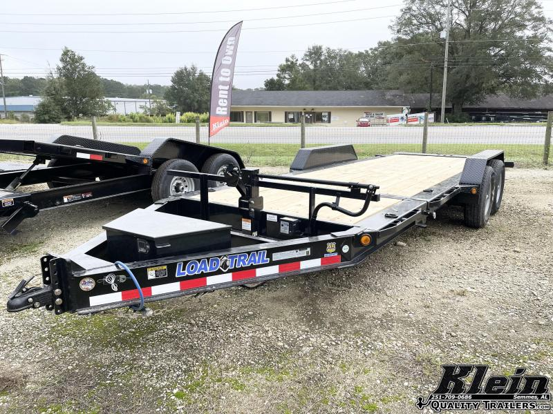 2022 Load Trail 83X20 Tilt Equipment Trailer