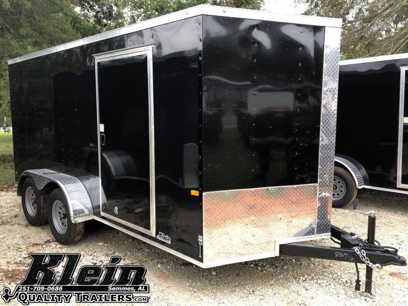 2021 Rock Solid Cargo 7X14 Enclosed Cargo Trailer