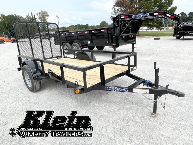 2022 Load Trail 60x10 Single Axle Utility Trailer