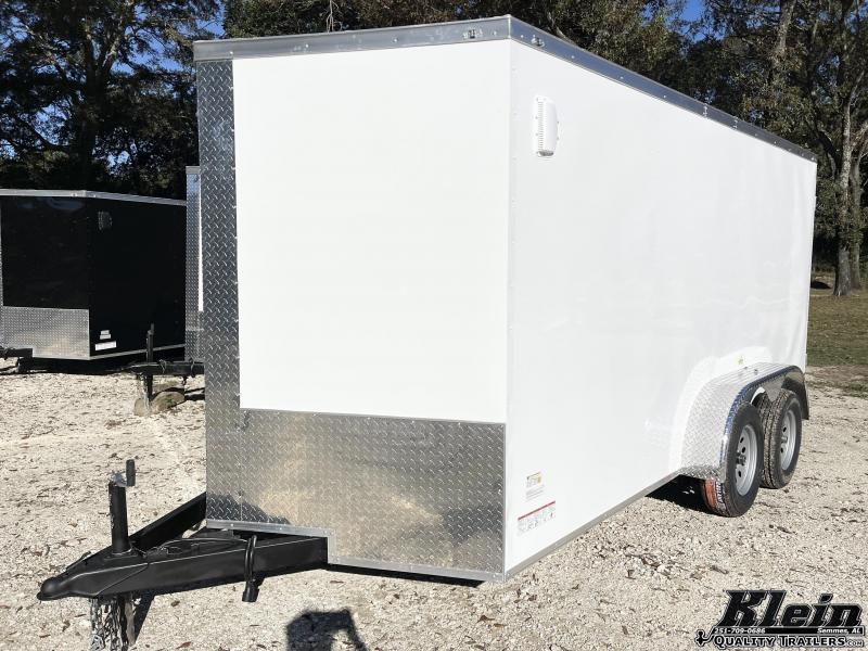 2022 Fast Cargo 7X14 Enclosed Cargo Trailer