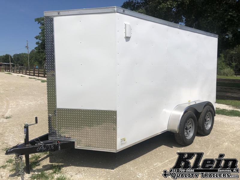 2020 Other 6X12 TA Enclosed Cargo Trailer
