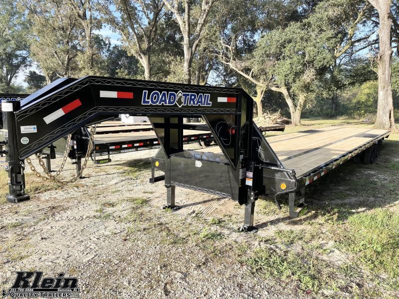 2022 Load Trail 102X40 Gooseneck Deckover Trailer