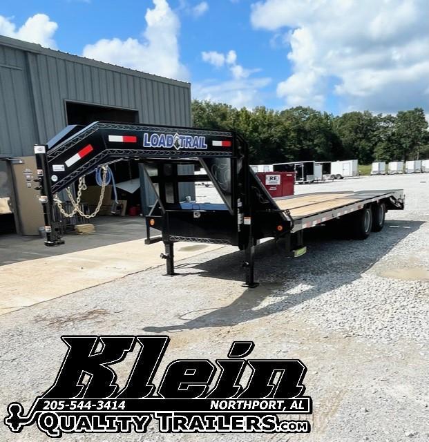 2022 Load Trail 102x28 GN Tilt Equipment Trailer