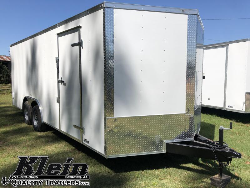 2021 Fast Cargo 8.5X20 Enclosed Cargo Trailer