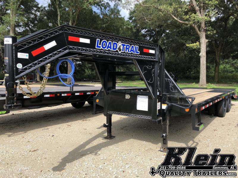 2020 Load Trail 102X25 Flatbed Trailer