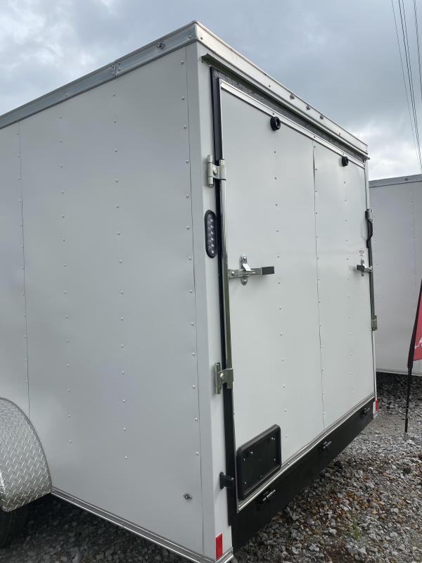 2021 Rock Solid Cargo 7X16 UPGRADED ALUM .030 Enclosed Cargo Trailer