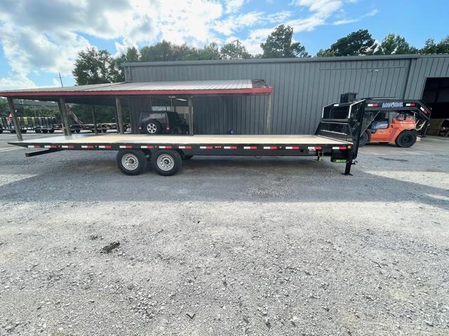 2022 Load Trail 102x28 Gooseneck Tilt Equipment Trailer