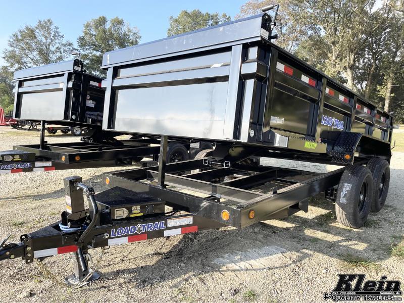 2022 Load Trail 83X14 Dump Trailer