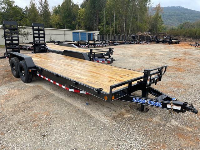2022 Load Trail EQ 83x22 Equipment Trailer