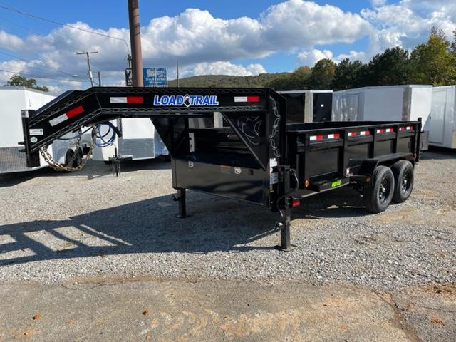 2022 Load Trail DT GN 83x14 Dump Trailer