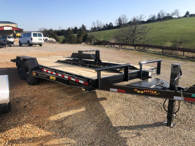 2021 Doolittle Trailers 82x20 Xtreme Series