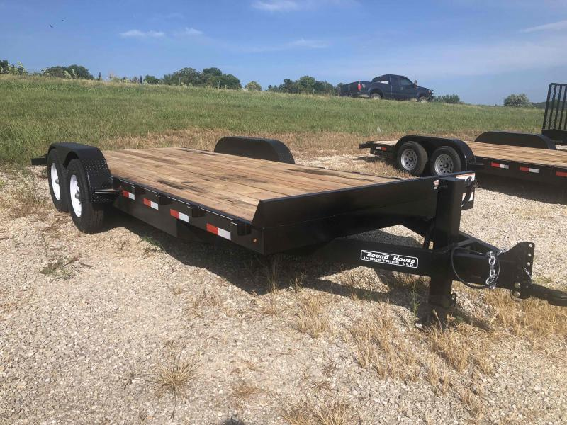 2022 Round House Industries 82x20 Tandem Axle Utility