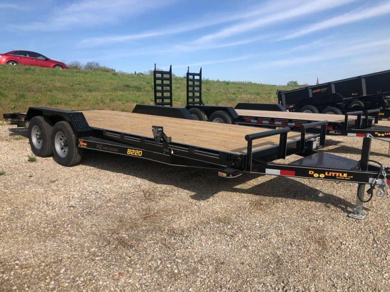 2021 Doolittle Trailers 84x20 Xtreme Series