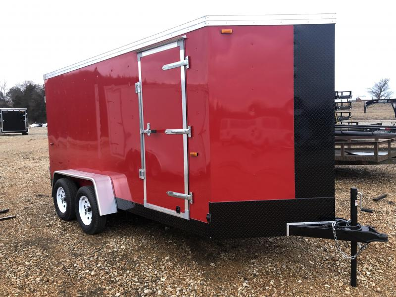 2021 Play-Mor Trailers 6x14 Cargo Trailer