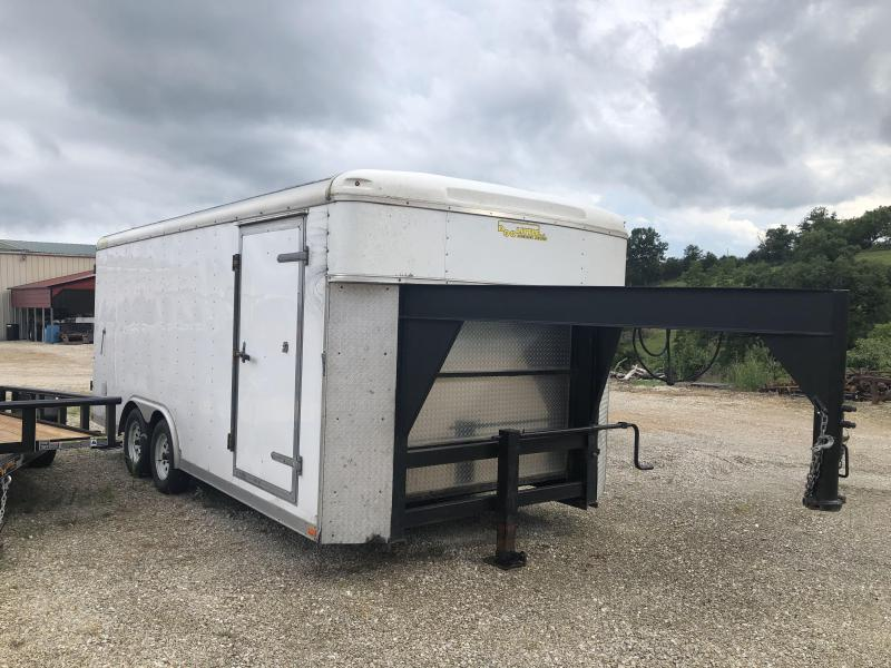 Used 2016 Doolittle Trailers 8.5x18 Cargo