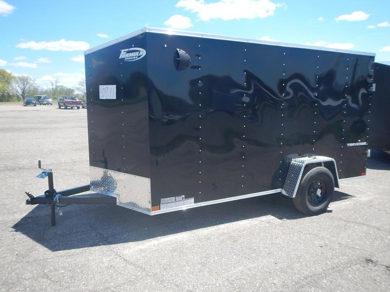 2022 Formula Trailers TRAVERSE Enclosed Cargo Trailer