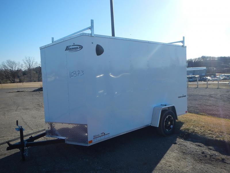 2021 Formula Trailers FSCAA6.0X12SI2FF Enclosed Cargo Trailer