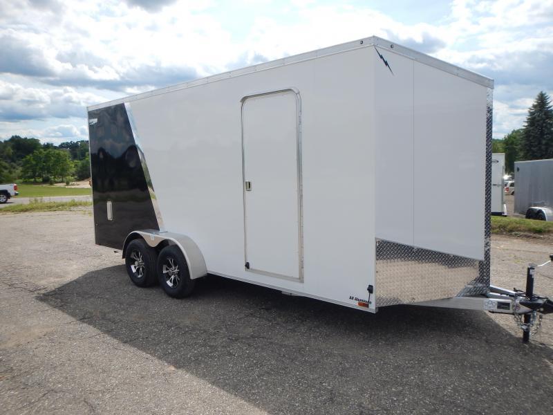 2021 Lightning Trailers LTF718TA2 Enclosed Cargo Trailer