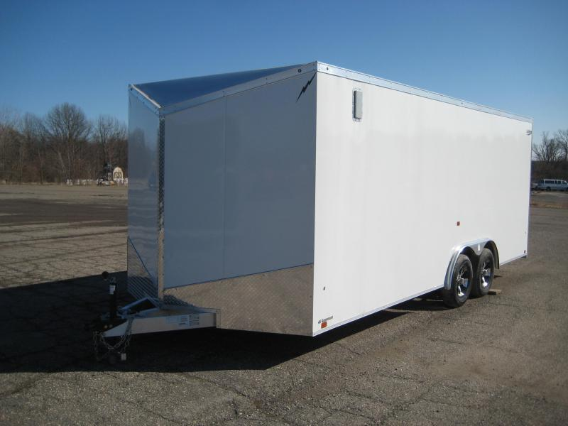 2021 Lightning Trailers LTFCH820TA2 Enclosed Cargo Trailer