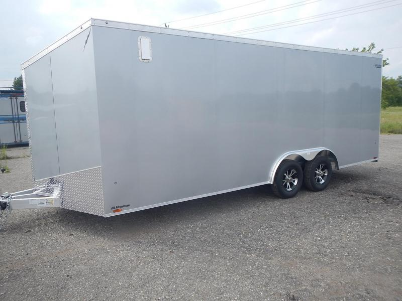 2021 Lightning Trailers LTFCH820TA2 Enclosed Cargo Trailer