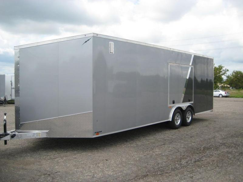 2020 Lightning Trailers LTFCH824TA2 Car Hauler