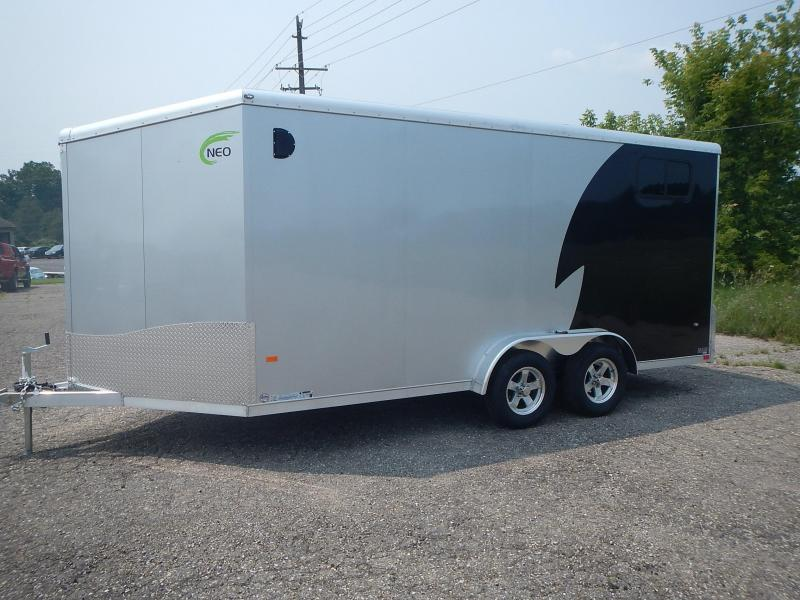 2022 NEO Trailers NAM1675TR80A Motorcycle Trailer