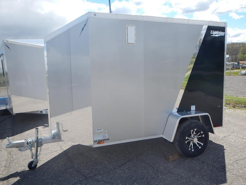 2021 Lightning Trailers LTF58SA Enclosed Cargo Trailer