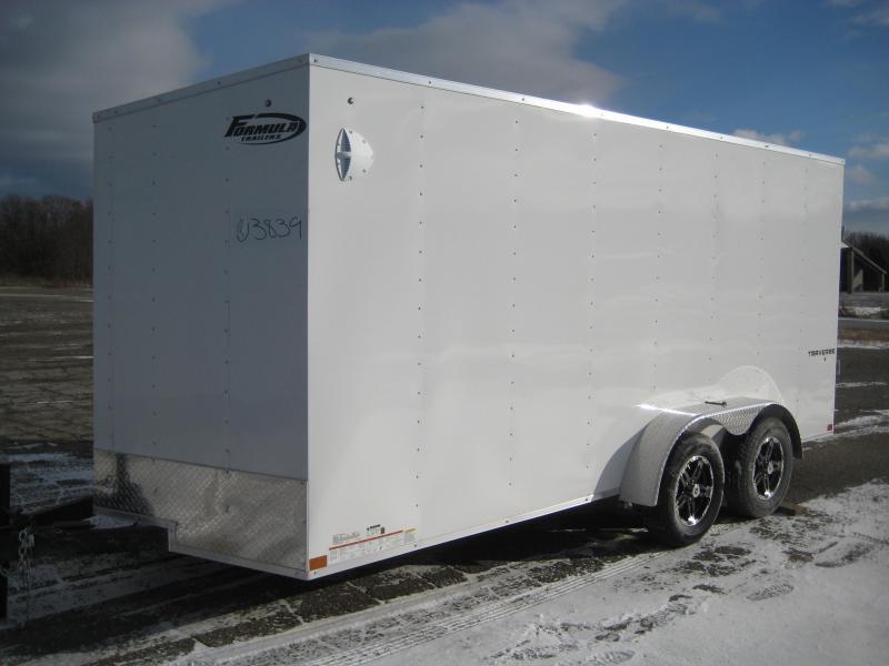 2020 Formula Trailers TRAVERSE Enclosed Cargo Trailer