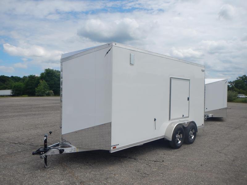 2021 Lightning Trailers LTF716TA2 Enclosed Cargo Trailer