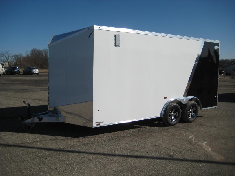 2020 Lightning Trailers LTFCH816TA21 Enclosed Cargo Trailer