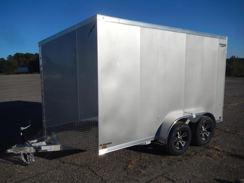 2022 Lightning Trailers LTF712TA2 Enclosed Cargo Trailer