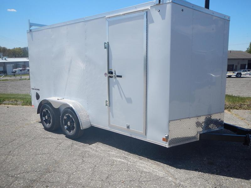 2021 Formula Trailers TRAVERSE Enclosed Cargo Trailer