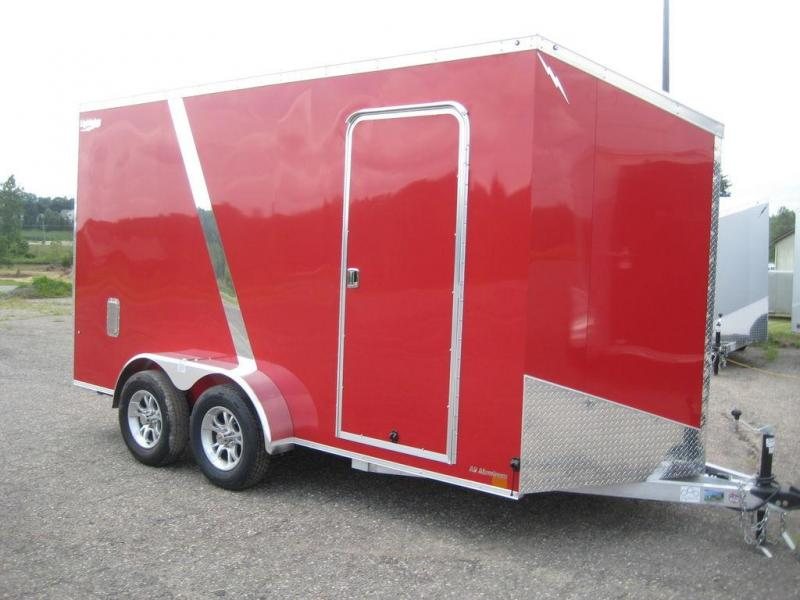 2020 Lightning Trailers LTF714TA Enclosed Cargo Trailer