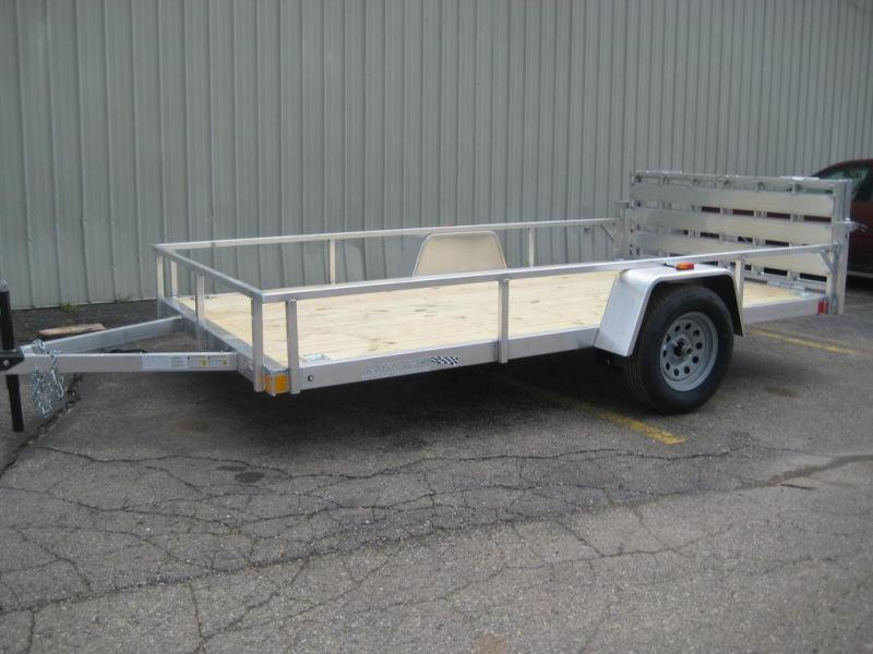 2020 Rance Aluminum Trailers Rough Rider RRU6510SA Utility Trailer