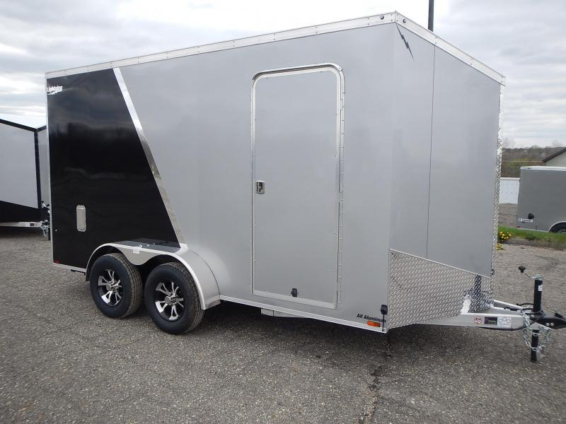 2022 Lightning Trailers LTF714TA2 Enclosed Cargo Trailer