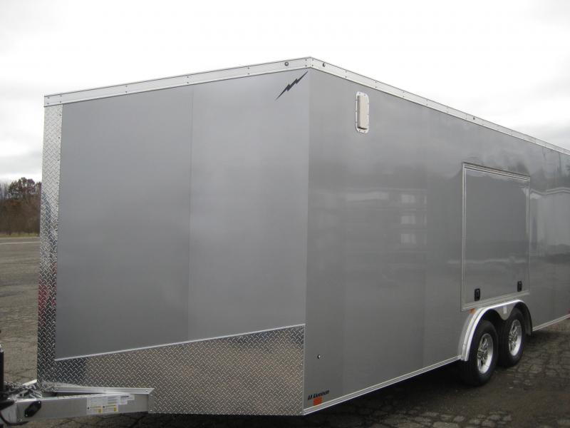 2020 Lightning Trailers LTFCH820TA2 Enclosed Cargo Trailer