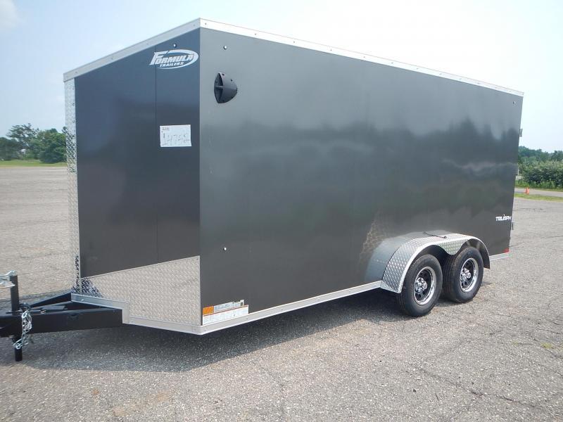 2022 Formula Trailers TRIUMPH 7 X 16 Enclosed Cargo Trailer