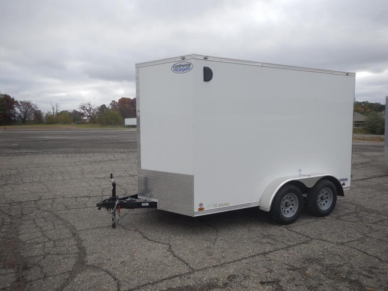 2021 Continental Cargo VHW712TA2 Enclosed Cargo Trailer