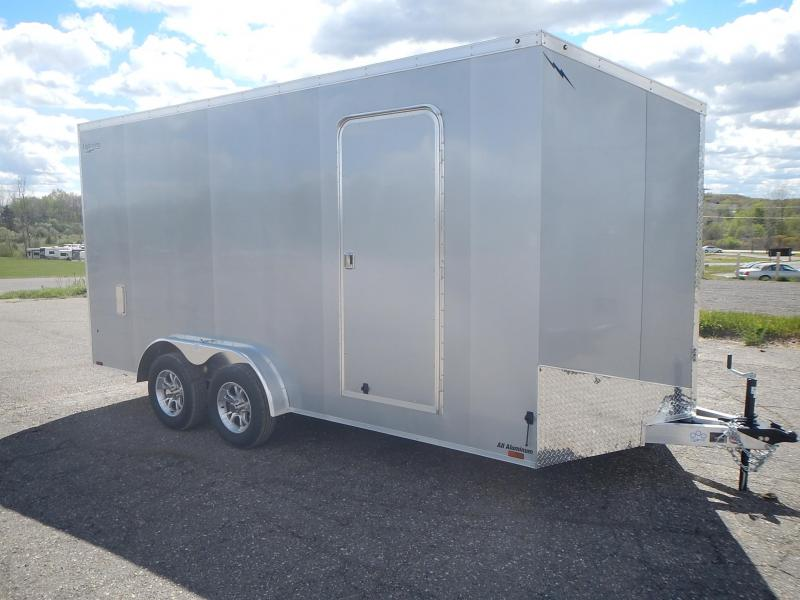 2022 Lightning Trailers LTF716TA2 Enclosed Cargo Trailer