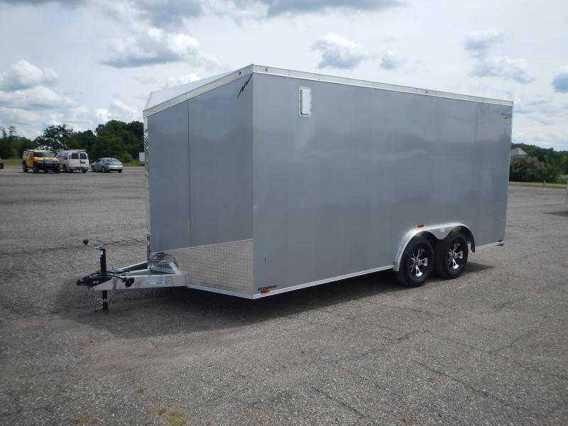 2021 Lightning Trailers LTFCH816TA2 Enclosed Cargo Trailer