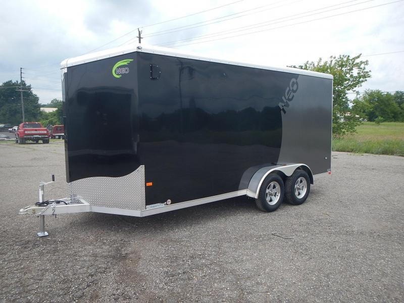 2022 NEO Trailers NAV167TR6A Enclosed Cargo Trailer
