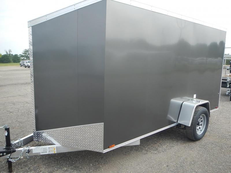 2022 Lightning Trailers LTF612SA Enclosed Cargo Trailer